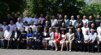 28 травня Центру зв'язку та управління Державної служби України з надзвичайних ситуацій виповнюється 60 років (Фоторепортаж)