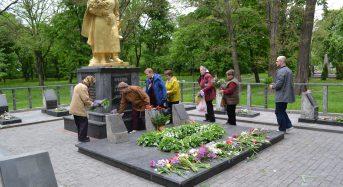 Дню пам'яті і примирення та Дню Перемоги над нацизмом у Другій світовій війні присвячується…