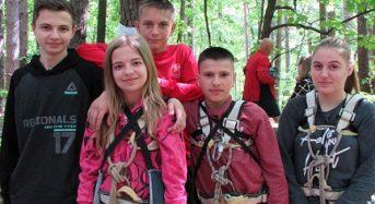 Юні туристи Переяслава – срібні призери обласних змагань з пішохідного туризму серед учнівської молоді Київщини