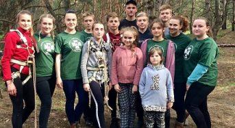 «Переяславські козаки» (ЗОШ №2) виграли перший етап Всеукраїнських змагань