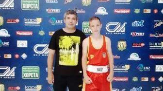 Сергій Боровик став бронзовим призером чемпіонату України