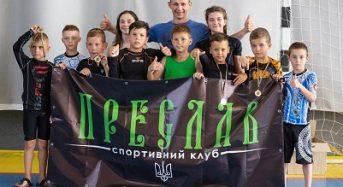 Вихованці СК «Преслав» здобули 14 медалей у чемпіонаті з бразильського джиу-джитсу
