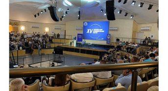 Міський голова взяв участь у роботі XV Українського муніципального форуму в Одесі