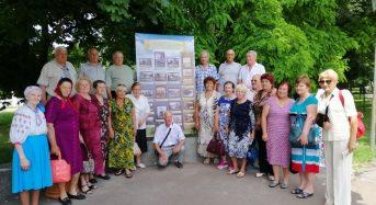 У місті презентували виставку «Моя Комарівка»