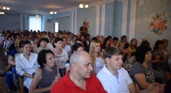 На Переяславщині привітали медичних працівників з професійним святом