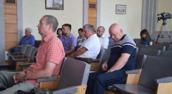 Рада сприяння розвитку громадянського суспільства провела засідання