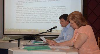 Відбулося чергове 12 засідання виконкому міської ради