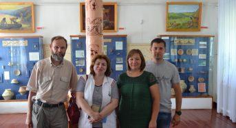 У Національному історико-етнографічному заповіднику «Переяслав» відбулася зустріч із археологом Мариною Дараган