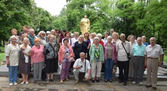 Наше місто відвідали члени Ради організації ветеранів України Шевченківського району м. Києва