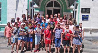 Відбулась зустріч школярів Переяслав-Хмельницької гімназії з нацгвардійцями