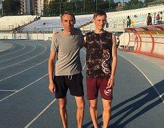 Відбувся чемпіонат України з легкої атлетики серед юнаків 2004-2005 рр.