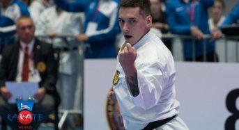 Магістр факультету фізичного виховання Богдан Гончаренко – Чемпіон світу з карате