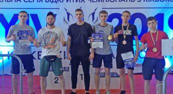 Вихованці СК «Преслав» успішно виступили в турнірах із кікбоксингу