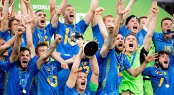 Збірна України U-20 вперше в історії стала чемпіоном світу. Три студенти факультету фізичного виховання місцевого вишу – Чемпіони світу з футболу!