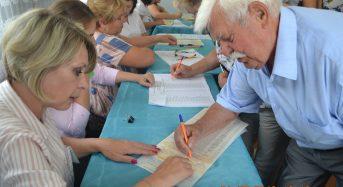У Переяславі спокійно проходять дострокові вибори до Верховної Ради України (Оновлено)