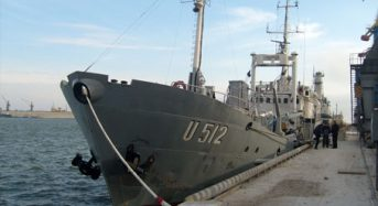 Місто продовжує підтримувати екіпаж підшефного корабля «Переяслав». Морозильна камера та пральна машина вже на півдорозі до нових власників