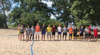 Відбувся І Відкритий турнір з пляжного волейболу