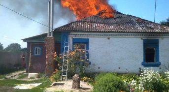 Київська область: пожежа забрала життя двох малолітніх дітей на Переяславщині