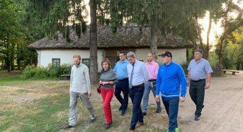 Голова КОДА Бно-Айріян з робочим візитом відвідав Переяслав