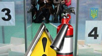ПРАВИЛАпожежної безпеки на виборчих дільницяхта агітпунктах на території Переяслав-Хмельницького району