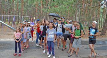 """Канікули в Переяславі: табір """"Джерело надії"""" оздоровлює сотні дітей"""