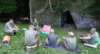 Активну молодь запрошують до «Військово-патріотичного вишколу «Гарт»