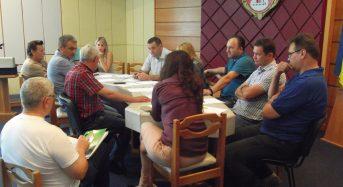 Відбулося засідання робочої групи економічного напрямку з розробки Стратегії розвитку міста