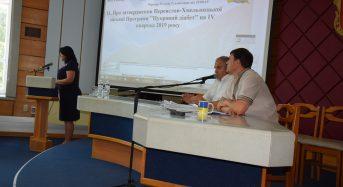 Відбулося перше пленарне засідання 71 сесії міської ради
