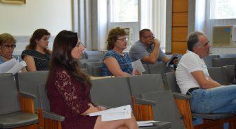 Відбулося засідання комісії з питань соціально-економічного розвитку