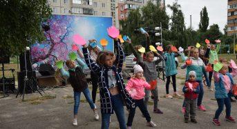 Відбулося свято мікрорайону «Спаська Левада» (фоторепортаж)