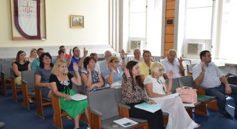 Відбулося чергове 18 засідання виконкому міської ради