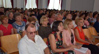 У Переяславі-Хмельницькому відбулася Велика педагогічна рада