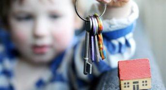 Держава піклується про дітей-сиріт та дітей позбавлених батьківського піклування