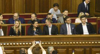Україна отримала новий Кабмін. Головне про кожного з міністрів Уряду Гончарука