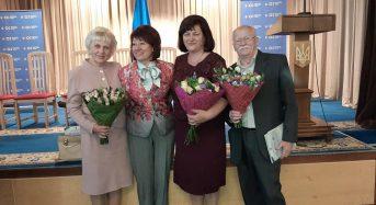 Ніну Товкун нагороджено відомчою відзнакою МОН України