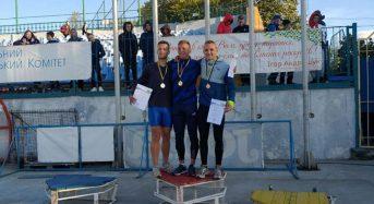 Переяславські спортсмени взяли участь у чемпіонаті України з легкої атлетики серед ДЮСШ