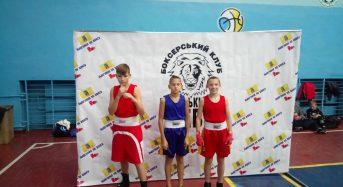 Боксери міста взяли участь у чемпіонаті Київської області з боксу черед юнаків 2006-2007 р.н.