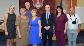 У місті перебувала делегація із Ченстохова (Польща)