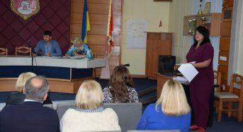 Члени виконкому призначили учням стипендії міської ради