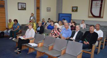 Відбулося засідання оргкомітету з питань відзначення Дня міста