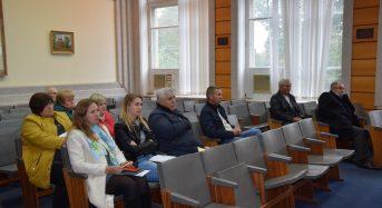 Відбулося громадське обговорення щодо врахування громадських інтересів стосовно модернізації та оптимізації системи водопостачання та водовідведення в місті