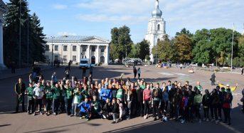 День міста відзначили легкоатлетичним пробігом «Шануймо героїв Переяслава-Хмельницького»