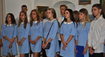 Перший урок для учнів 11 класу гімназії  провели у Меморіальному музеї Г.С. Сковороди – видатного українського філософа, поета, педагога