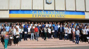 У КОДА нагородили визначних спортсменів Київщини