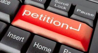 Триває збір підписів петиції, що стосується очищення річок та озера міста