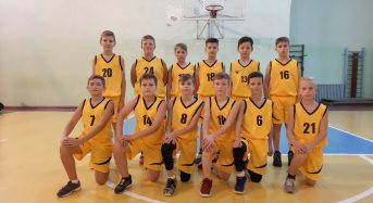 Стартував перший тур Всеукраїнської юнацької баскетбольної ліги серед юнаків 2008 р.н.