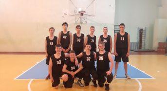 Відбувся другий тур Чемпіонату області по баскетболу серед юнаків 2003 р.н.