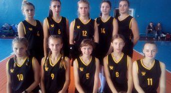 Стартував  Чемпіонат України по баскетболу серед дівчат 2005 р.н.