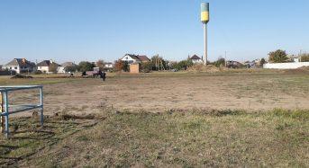 Розпочато будівництво футбольного майданчика із штучним покриттям в ЗОШ 4