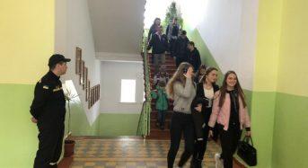 Проведено заходи в рамках «Тижня безпеки життєдіяльності» в Переяслав-Хмельницькій ЗОШ №1